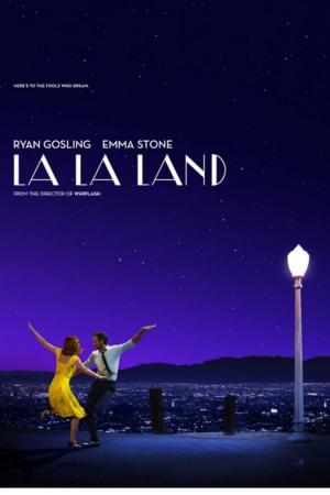 La La Land (<u><strong>2016</strong></u>) นครดารา - Cover