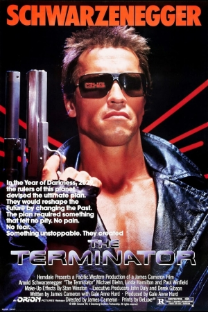 <u><strong>The</strong></u> Terminator (1984) ฅนเหล็ก 1 2029 - Cover