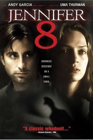 Jennifer 8 (1992) ชื่อนี้ถึงคราวตาย - Cover