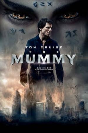 The Mummy (2017) เดอะ มัมมี่ [zoom] - Cover
