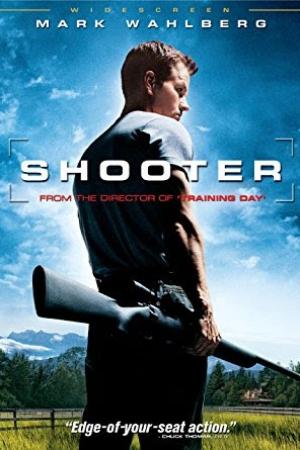 Shooter (2007) คนระห่ำปืนเดือด - Cover