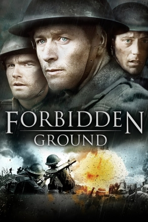 Forbidden Ground (2013) สมรภูมิเดือด - Cover