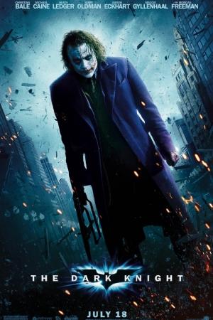 Batman 2 The Dark Knight แบทแมน อัศวินรัตติกาล (2008) - Cover