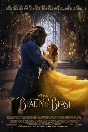 Beauty And The Beast (2017) : โฉมงามกับเจ้าชายอสูร - Cover