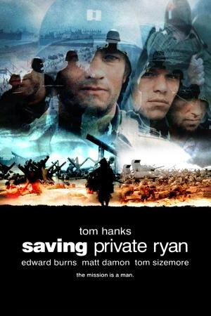 Saving Private Ryan เซฟวิ่ง ไพรเวท ไรอัน ฝ่าสมรภูมินรก - Cover