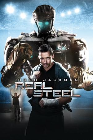 Real Steel ศึกหุ่นเหล็กกำปั้นถล่มปฐพี (2011) - Cover