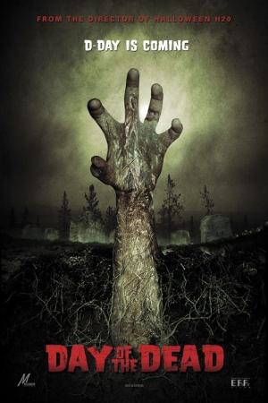 Day of the Dead (2008) วันนรกกัดไม่เหลือซาก - Cover