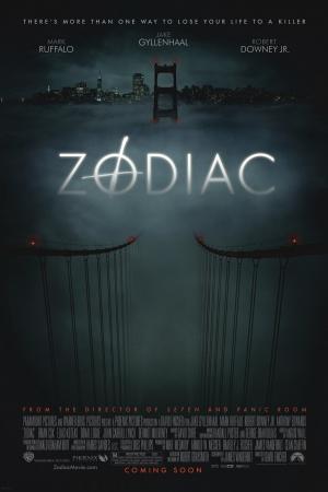 Zodiac ตามล่า รหัสฆ่าฆาตกรอำมหิต (2007) - Cover