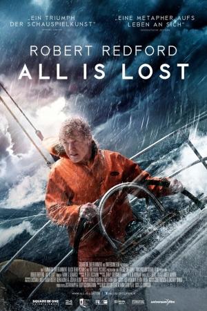 All Is Lost (2013) ออล อีส ลอสต์ - Cover