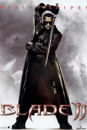 Blade 2 เบลด 2 นักล่าพันธุ์อมตะ (2002) - Cover