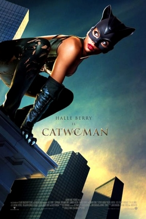 Catwoman (2004) แคทวูแมน - Cover
