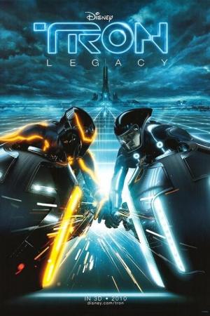 TRON Legacy ทรอน ล่าข้ามโลกอนาคต (2010) - Cover