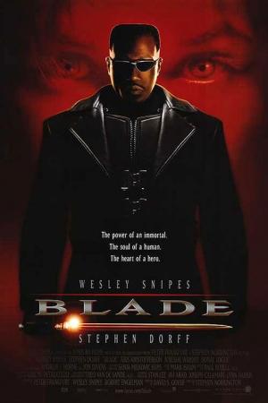 Blade 1 (1998) เบลดพันธุ์ฆ่าอมตะ - Cover