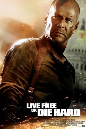 Live Free or Die Hard (2007) ดาย ฮาร์ด 4.0 : ปลุกอึด…ตายยาก - Cover