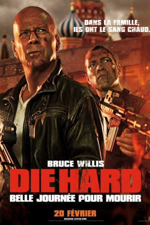 A Good Day to Die Hard 5 วันมหาวินาศ คนอึดตายยาก (2013) - Cover