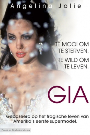 Gia UNRATED (1998) เจีย - Cover