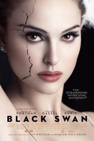 BLACK SWAN (2010) - นางพญาหงส์หลอน - Cover