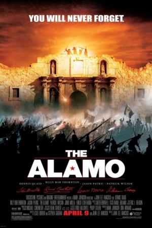 THE ALAMO (2004) ศึกอลาโม่ สมรภูมิกู้แผ่นดิน - Cover