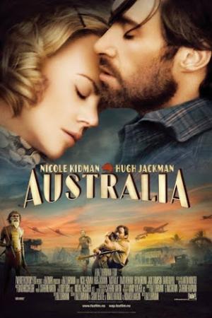 Australia (2008) ออสเตรเลีย - Cover