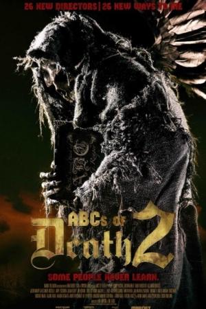 The ABCs of Death 2 (2014) บันทึกลำดับตาย - Cover