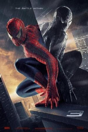 Spider-Man 3 (2007) ไอ้แมงมุม ภาค 3 - Cover