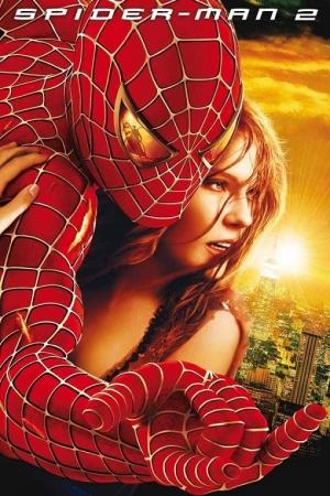 Spider-Man 2 (2004) ไอ้แมงมุม 2 - Cover
