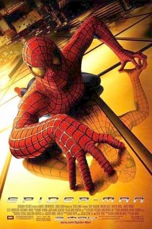 Spider Man 1 (2002) ไอ้แมงมุม - Cover