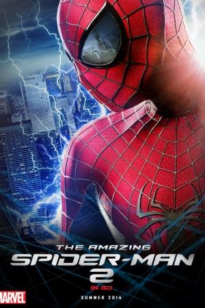 The Amazing Spider-Man 2 (2014) ดิ อะเมซิ่ง สไปเดอร์แมน 2 ผงาดจอมอสุรกายสายฟ้า - Cover