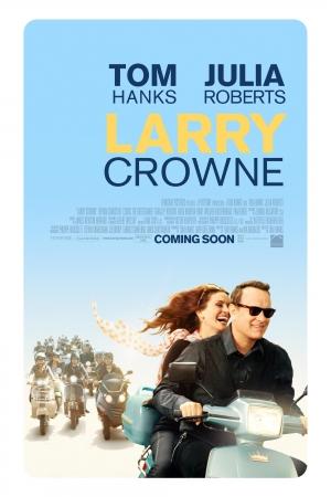 Larry Crowne (2011) รักกันไว้ หัวใจบานฉ่ำ - Cover