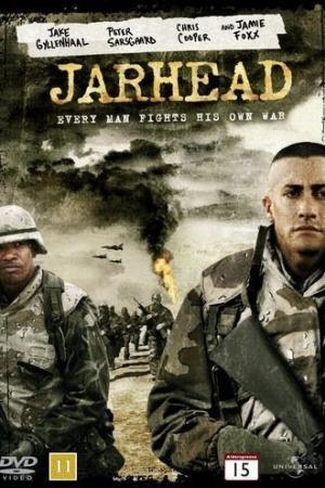 Jarhead (2005) จาร์เฮด พลระห่ำ สงครามนรก - Cover