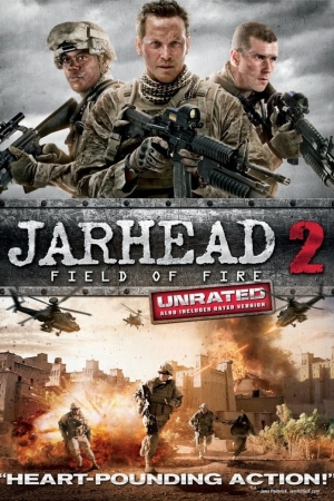 Jarhead 2 Field of Fire (2014) จาร์เฮด พลระห่ำ สงครามนรก 2 - Cover