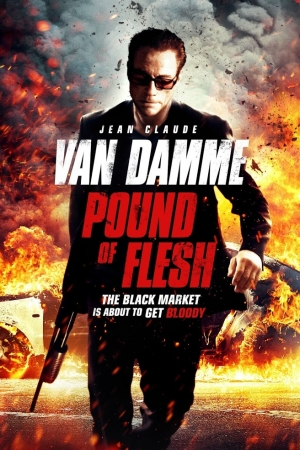 Pound of Flesh (2015) มหาประลัยทวงเดือด - Cover
