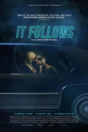 It Follows (2015) อย่าให้มันตามมา - Cover
