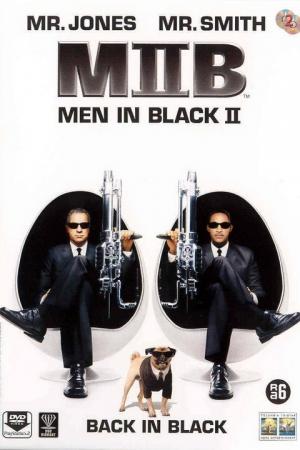 Men In Black II (2002) เอ็มไอบี หน่วยจารชนพิทักษ์จักรวาล 2 - Cover