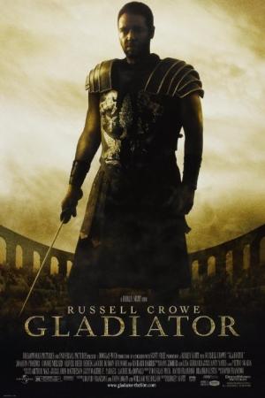 Gladiator นักรบผู้กล้าผ่าแผ่นดินทรราช (2000) - Cover