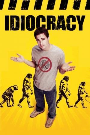 Idiocracy (2006) อัจฉริยะผ่าโลกเพี้ยน - Cover