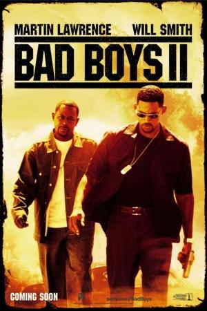 <u><strong>Bad</strong></u> Boys 2 (2003) แบดบอยส์ คู่หูขวางนรก 2 - Cover