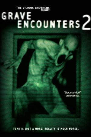 Grave Encounters (2011) คน ล่า ผี - Cover
