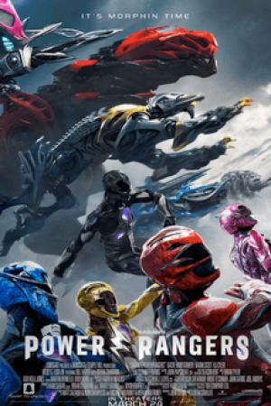 Power Rangers (2017) พาวเวอร์เรนเจอรส์ - Cover