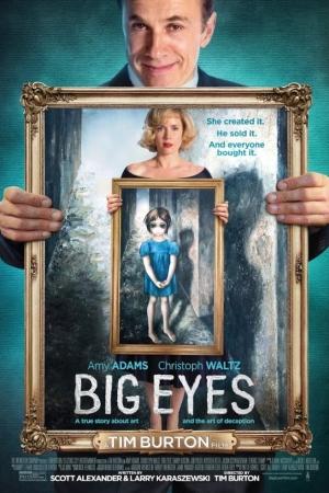 Big Eyes (2014) ติสท์ลวงตา - Cover