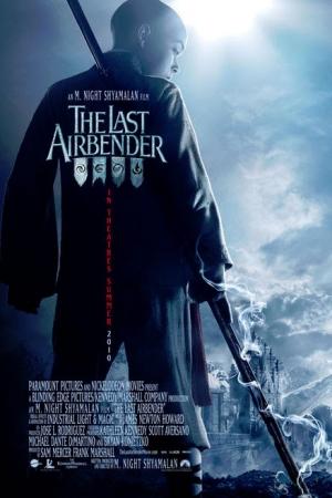 The Last Airbender (2010) มหาศึก 4 ธาตุจอมราชันย์ - Cover