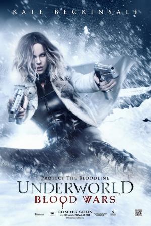 Underworld 5: Blood Wars (<u><strong>2016</strong></u>) มหาสงครามล้างพันธุ์อสูร - Cover