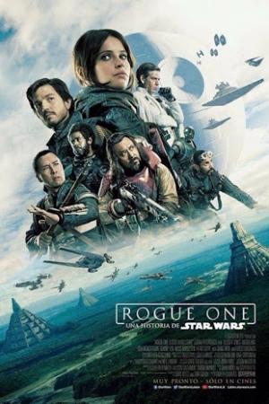 Rogue One: A Star Wars Story (2016) โร้ค วัน: ตำนานสตาร์ วอร์ส - Cover