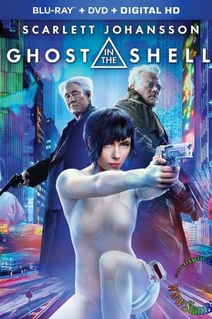 Ghost in the Shell (2017) โกสต์ อิน เดอะ เชลล์ - Cover