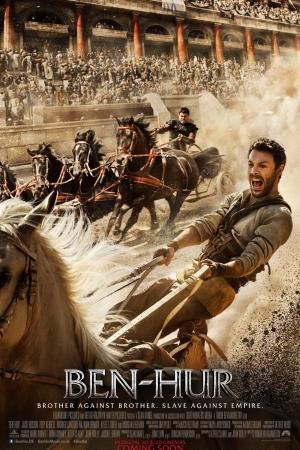 Ben-Hur (2016) เบนเฮอร์  - Cover