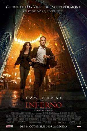 Inferno (2016) โลกันตนรก - Cover