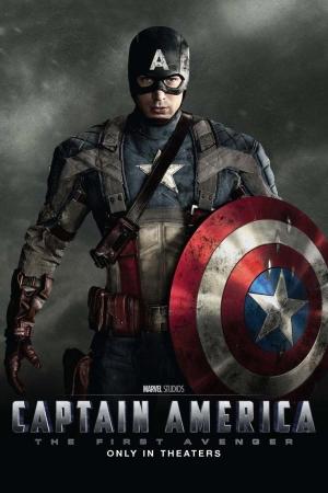 Captain America: The First Avenger (2011) กัปตันอเมริกา อเวนเจอร์ที่ 1 - Cover