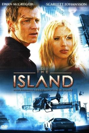 The Island (2005) แหกระห่ำแผนคนเหนือคน - Cover