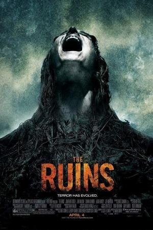 The Ruins แดนร้างกระชากวิญญาณ (2008) - Cover