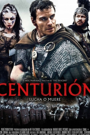 Centurion (2010) อหังการนักรบแผ่นดินเถื่อน - Cover